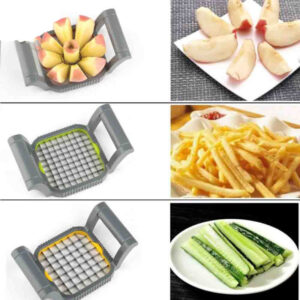 3 In 1 Multicopper Fruit Vegetable Slicer