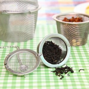 Stainless Steel Tea and Spice Easy Filter (4.5cm)